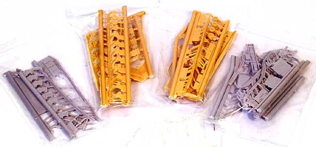 パトリオット & トレーラーヘッドセットレジン(マツオカステン1/144 オリジナルレジンキャストキット (AFV)No.MATUAFV-025B)商品画像_1