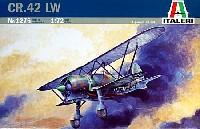 イタレリ1/72 航空機シリーズフィアット CR.42 LW