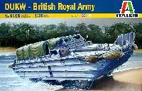イタレリ1/35 ミリタリーシリーズDUKW イギリス陸軍
