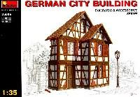 ミニアート1/35 ビルディング&アクセサリー シリーズドイツの都市の建物
