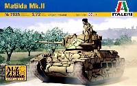 イタレリ1/72 ミリタリーシリーズマチルダ Mk.2