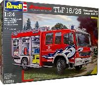 シュリングマン TLF 16/25 消防車 (メルセデスベンツ Atego 1529 AF)