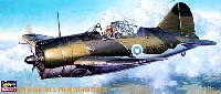 B-239 バッファロー フィンランド空軍