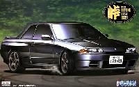 フジミ1/24 峠シリーズニッサン R32 スカイライン GTS-t