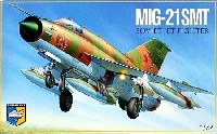 コンドル1/72 航空機モデルミグ MiG-21STM フィッシュベッド戦闘機