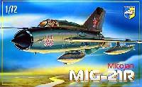 コンドル1/72 航空機モデルミグ MiG-21R フィッシュベッド戦術偵察機
