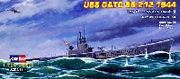 ホビーボス1/700 潜水艦モデルUSS ガトーSS-212 1944年型