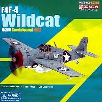 ドラゴン1/72 ウォーバーズシリーズ (レシプロ)F4F-3 ワイルドキャット USMC ガダルカナル 1942