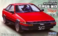 フジミ1/24 インチアップシリーズ (スポット)トヨタ スプリンター トレノ 2ドア GT APEX (AE86 前期型)