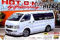 アオシマ1/24 VIP アメリカンホットカンパニー 200系 ハイエース