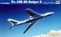 トランペッター1/144 エアクラフトシリーズTu-16k-26 バジャー G型