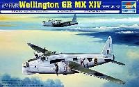 トランペッター1/72 エアクラフト プラモデルウェリントン GR Mk.14