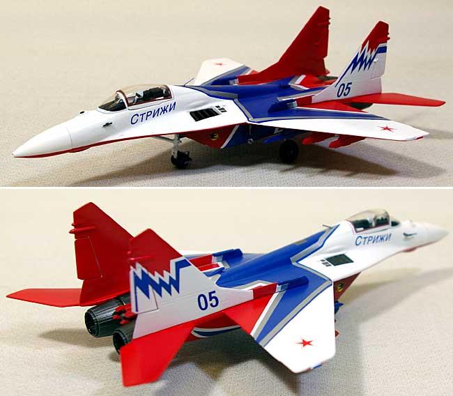 MiG-29 ファルクラム ニュー ストリジィ完成品(ウイッティ・ウイングス1/72 スカイ ガーディアン シリーズ (現用機)No.74607)商品画像_1