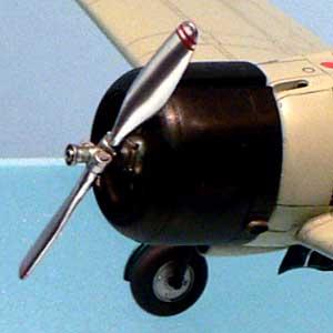 三菱 A6M1 十二試艦上戦闘機 (ハセガワ 1/48 飛行機 限定生産 No.09840) の商品画像