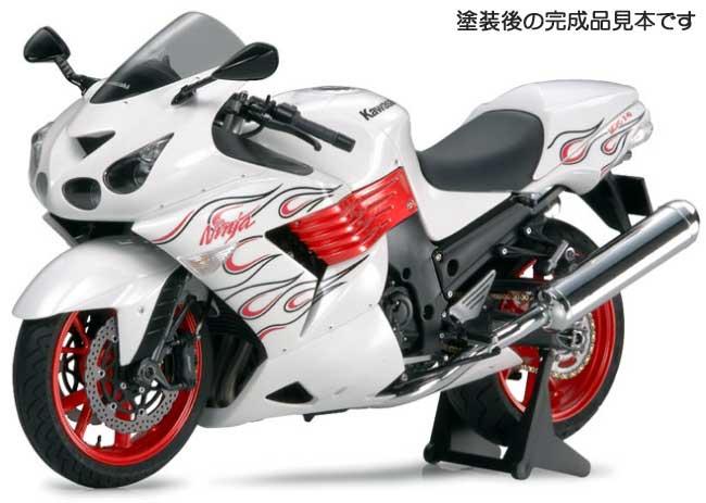 カワサキ Ninja ZX-14 スペシャルカラーエディションプラモデル(タミヤ1/12 オートバイシリーズNo.112)商品画像_1
