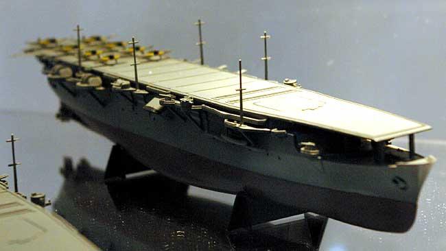 日本海軍航空母艦 海鷹 (フルハルモデル)プラモデル(フジミ1/700 帝国海軍シリーズNo.003)商品画像_1