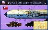 C-5A ギャラクシー & M1、M2/3 (クリア成型バージョン)
