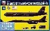 B-52G ストラトフォートレス & ロックウェル B-1B (クリア成型バージョン)