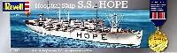 レベルレベルクラシックス病院船 S.S. HOPE
