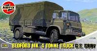 エアフィックス1/76 ミリタリーベッドフォード Mk. 4トントラック G.S.ボディ