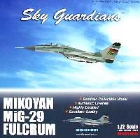 ウイッティ・ウイングス1/72 スカイ ガーディアン シリーズ (現用機)MiG-29 ファルクラム ロシアン ナイツ