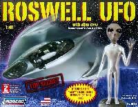 ロズウェル UFO&宇宙人