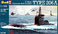 Uボート タイプ 206A