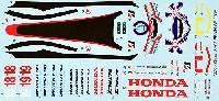 MZデカールミニッツレーサー対応 オリジナルデカールSA08 スペインGP 2008年用 デカール