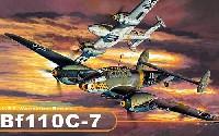 サイバーホビー1/32 ウイングテック シリーズメッサーシュミット Bf110 C-7