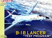 ドラゴン1/144 ウォーバーズ (プラキット)B-1B ランサー テストプログラム