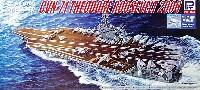 ピットロード1/700 スカイウェーブ M シリーズアメリカ海軍 原子力空母 CVN-71 USS セオドア・ルーズベルト 2006 (クリアー甲板仕様)