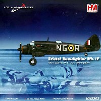 ブリストル ボーファイター Mk.1F 夜間戦闘機型
