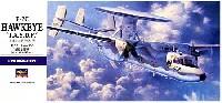 ハセガワ1/72 飛行機 EシリーズE-2C ホークアイ 航空自衛隊