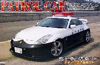 アオシマ1/24 塗装済みパトロールカー シリーズフェアレディ Z Version ニスモ パトロールカー 栃木県警高速隊仕様