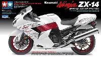 タミヤ1/12 オートバイシリーズカワサキ Ninja ZX-14 スペシャルカラーエディション
