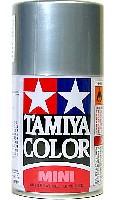 タミヤタミヤカラー スプレーメタルシルバー (金属色) (TS-83)