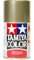 タミヤタミヤカラー スプレーメタルゴールド (金属色) (TS-84)