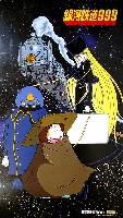 銀河鉄道 999 (TV版) TV版ポストカードセット付