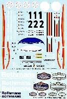ポルシェ 956B ワークス WEC 1983 スペアデカール