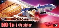 プラッツ1/72 プラスチックモデルキット無人攻撃機 MQ-1B(L) 攻撃型プレデター