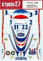 ポルシェ 956 #1・2・3 ワークス ル・マン 1982