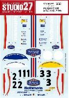 ポルシェ 956 #1・2・3 ワークス ル・マン 1983