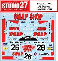 ポルシェ 956 SWAP SHOP  ル・マン 1984