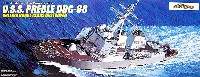 U.S.S プレブル(DDG-88) アーレイバーク級ミサイル駆逐艦