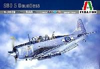 イタレリ1/48 飛行機シリーズSBD-5 ドーントレス