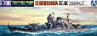 日本重巡洋艦 筑摩