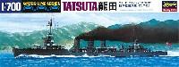 日本軽巡洋艦 龍田