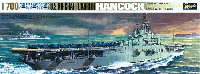 ハセガワ1/700 ウォーターラインシリーズアメリカ航空母艦 ハンコック