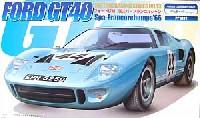 フジミ1/24 ヒストリックレーシングカー シリーズフォード GT40 スパフランコルシャン '66
