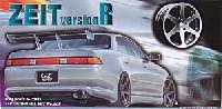 アオシマ1/24 Sパーツ タイヤ&ホイールZEIT バージョンR